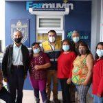 Abre farmacia Municipal en la Colonia Covitiggs en la zona 5 de Villa Nueva