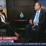 Presidente apuesta por la prosperidad en frontera entre Guatemala y México