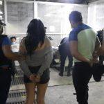 Dos presuntos extorsionistas capturados por la PNC en Villa Canales